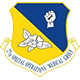 Logo: 27th Special Operations Medical Group - Cannon Air Force Base